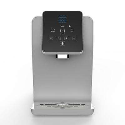Drinkpod Countertop Bottleless Cooler Pro Series w/ 1000 Touch Controls, Ultra Violet Sterilization & ULTRA+3 Filtration