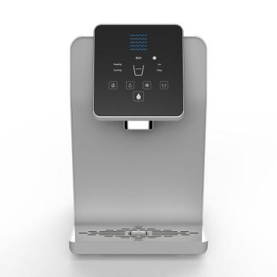 Countertop Bottleless Cooler Pro Series with 1000 Touch Controls, Ultra Violet Sterilization and Ultra Plus 3 Filtration