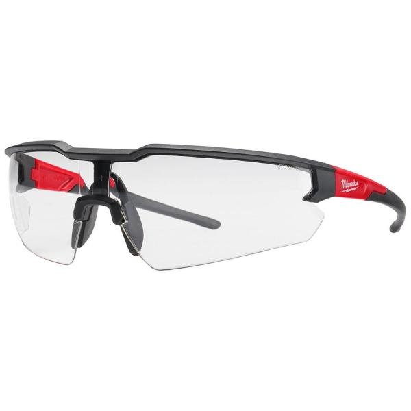 Safety Glasses with Clear Anti-Fog Lenses
