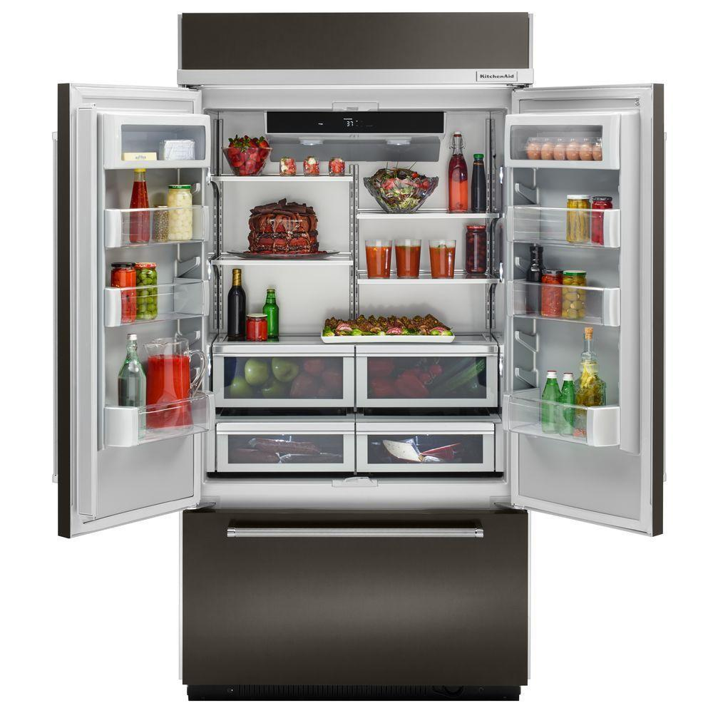 New Ideas Kitchenaid Platinum Interior
