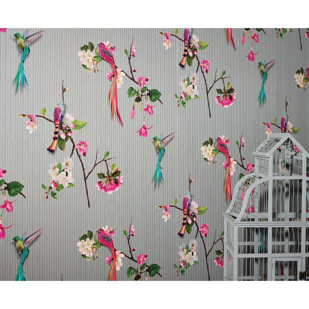 Kotori Silver Wallpaper