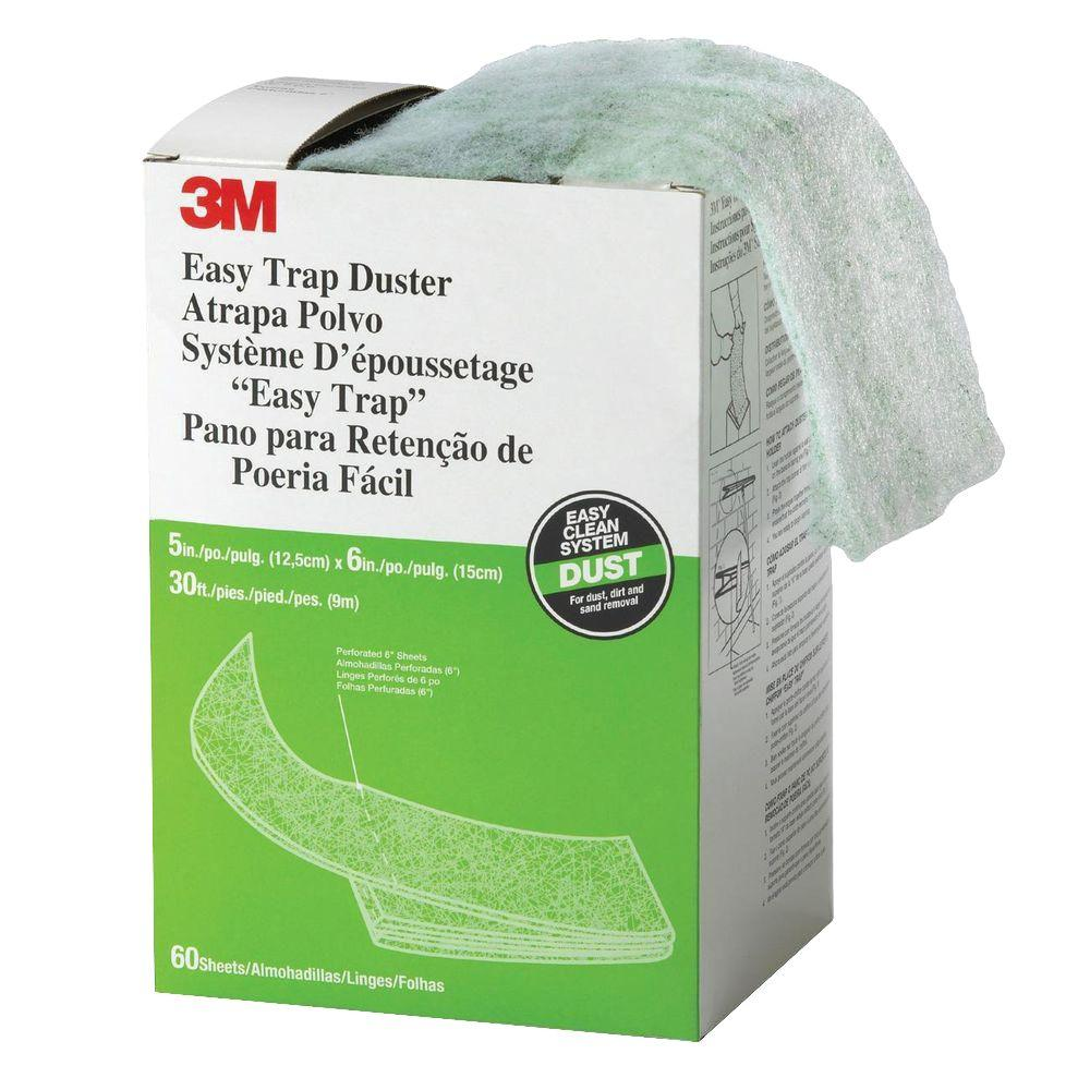 8 in. x 6 in. x 125 ft. Disposable Trap Duster