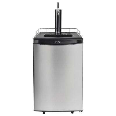 5.4 cu. ft. Keg Cooler Single Tap