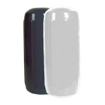 8 in. x 20 in. Black Inflatable Thru Hole Fender