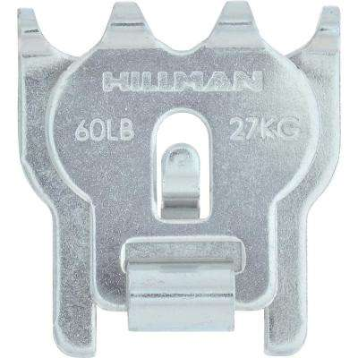 60 lb. Tool Free Picture Hanger (3-Pack)