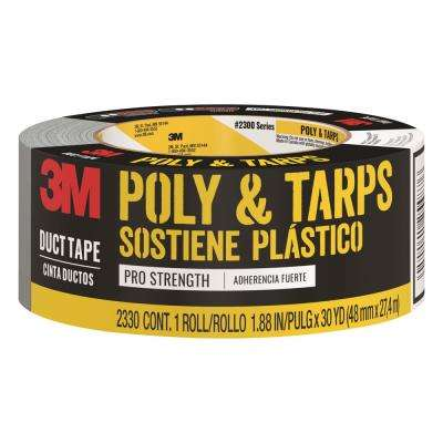 Tough Poly Hanging And Tarps Strength Duct Tape