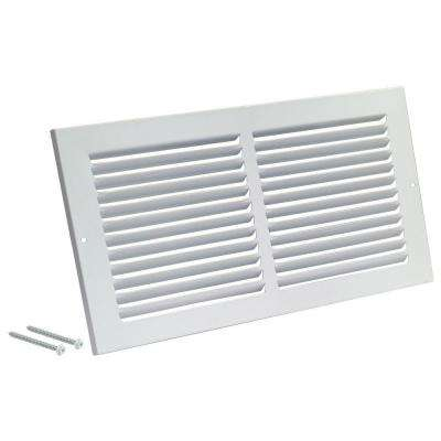 16 in. x 25 in. Steel Return Air Grille