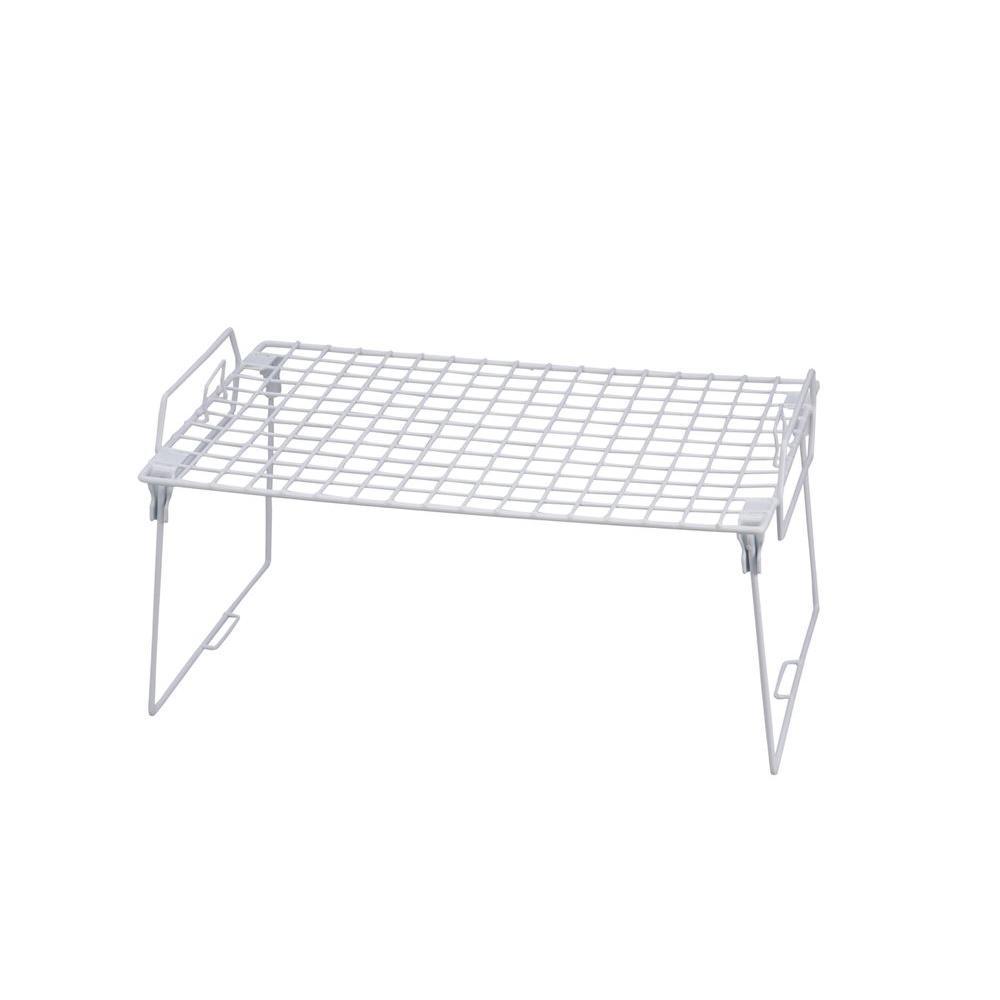 16 in. x 10 in. Steel Cabinet Shelf (Set of 2)