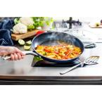 Blue Diamond 12 in. Frypan with Lid