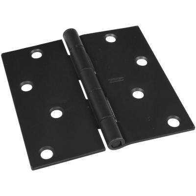 4 in. Oil-Rubbed Bronze Door Hinge