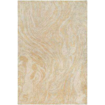 Harpswell Cream 5 ft. x 8 ft. Area Rug