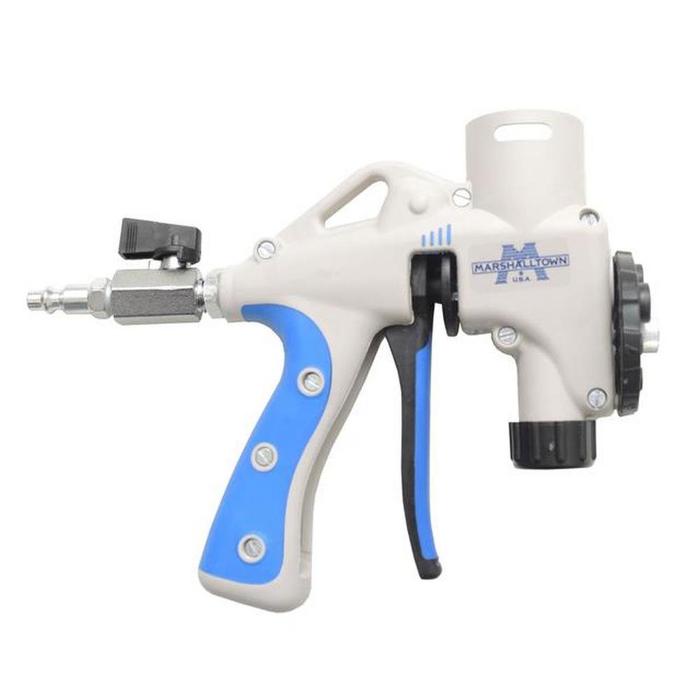 Homax Pro Gun and Hopper for Spray Texture Repair-4670 - The