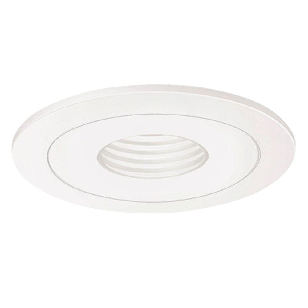 halo low voltage 4 in white recessed ceiling light pinhole trim