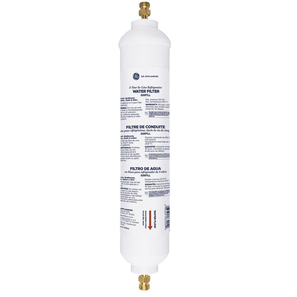 Universal Long Life Refrigerator Water Filter