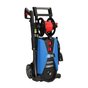 AR Blue Clean New, Universal Motor, 2300 PSI, Cold Water, Electric Pressure Washer, with Up to 1.7 GPM, BC390HSS
