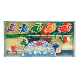 Melissa & Doug Catch & Count Fishing Game by Melissa & Doug