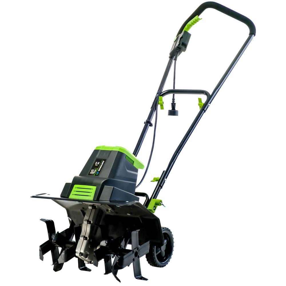 16 in. 12.5 Amp Corded Electric Tiller/Cultivator