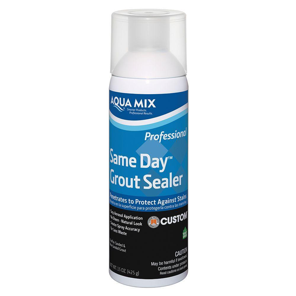 Aqua Mix 15 oz. SameDay Grout Sealer