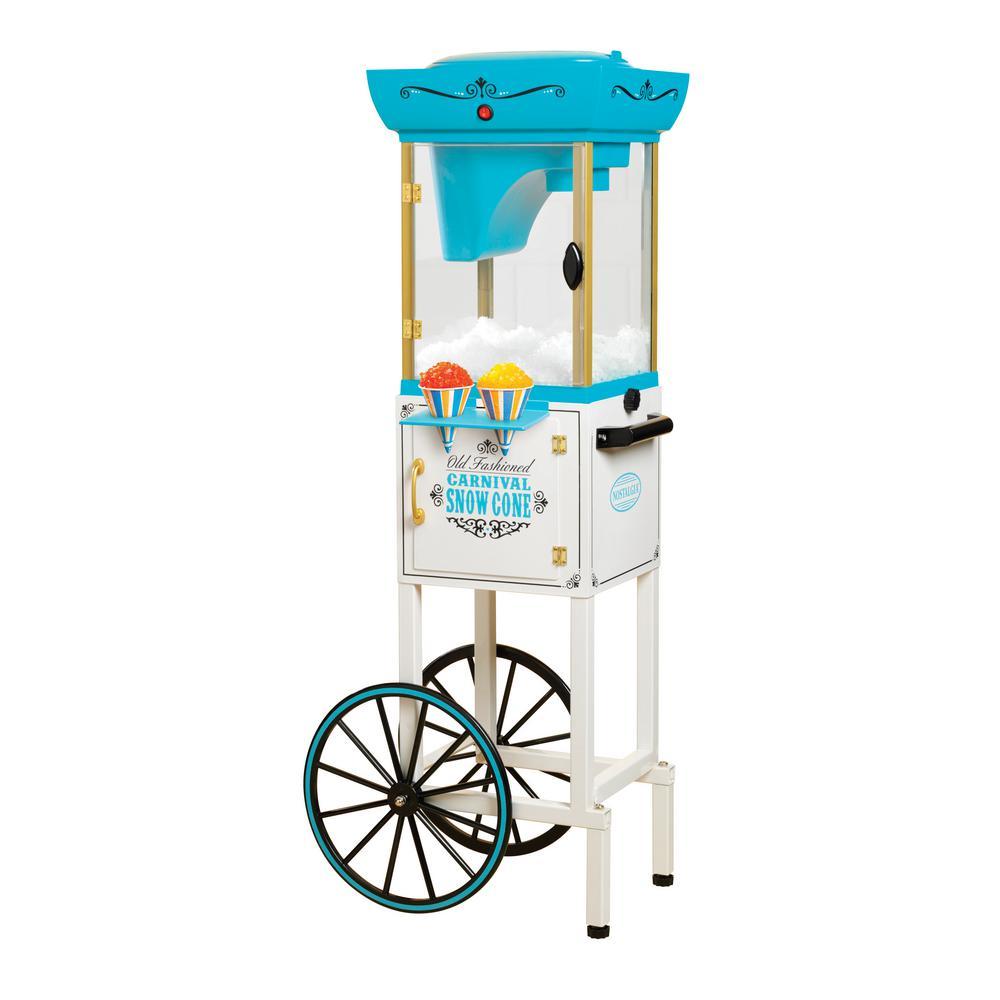 Vintage Collection Snow Cone Cart