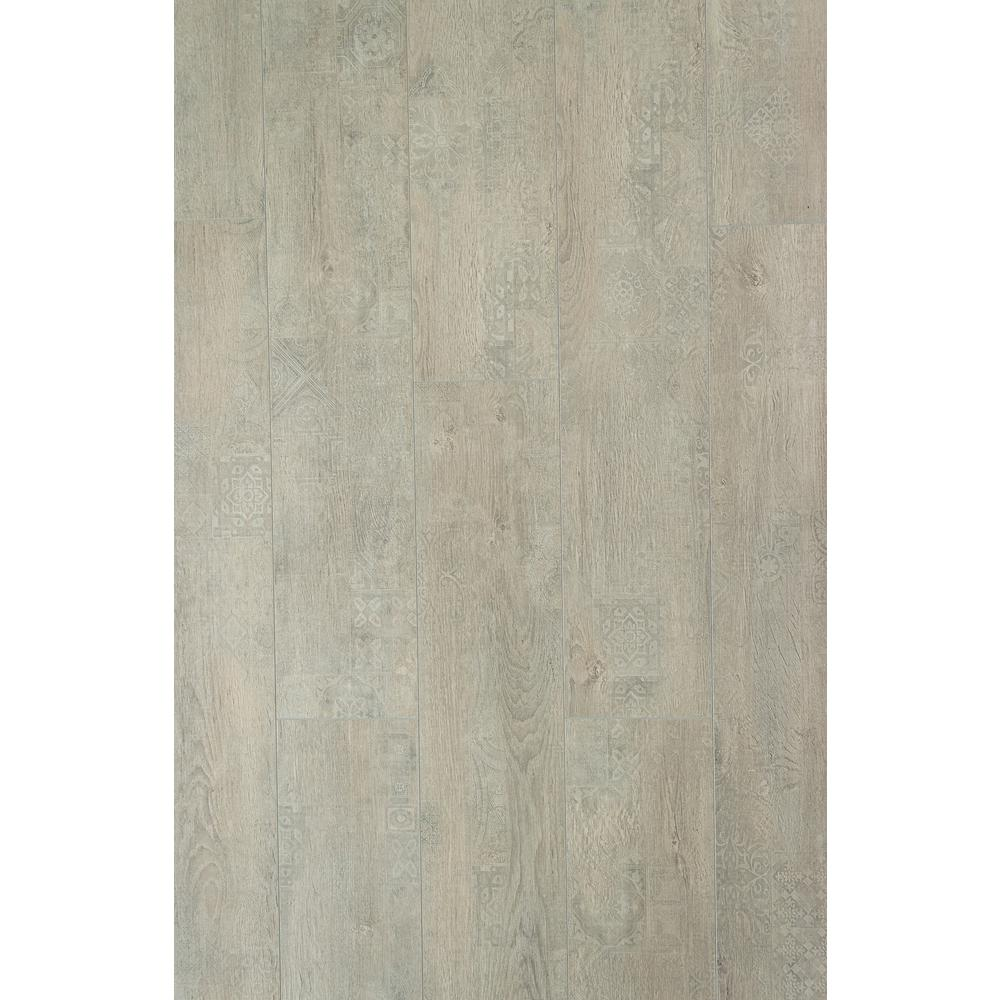 Home Decorators Collection Home Decorators Collection Akron Oak 12mm Thick x 8.03 in. Wide x 47.64 in. Length Laminate Flooring (15.94 sq. ft. / case), Light