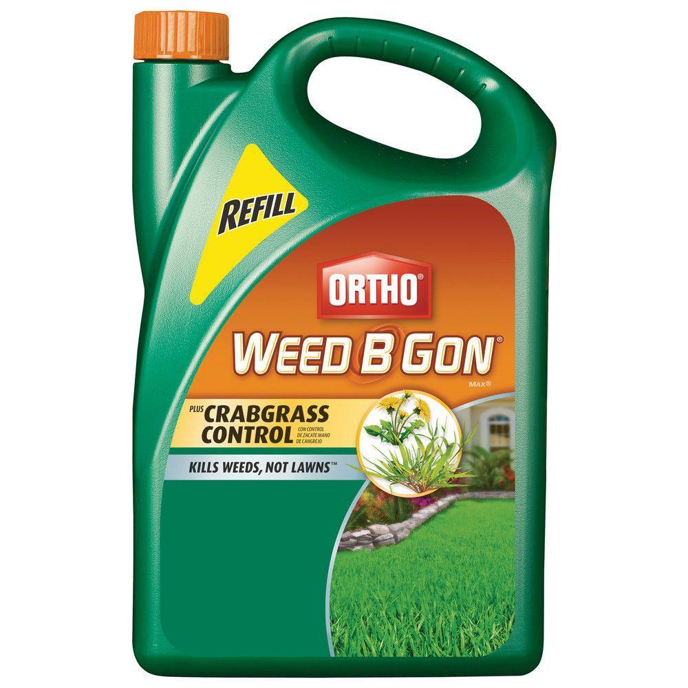 Weed B Gon MAX 1.33 gal. Plus Crabgrass Control RTU Refill