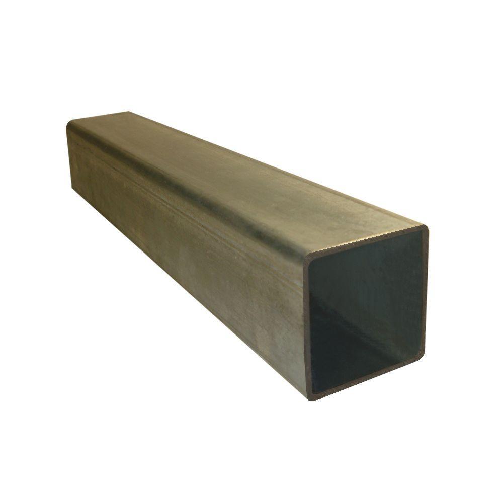"""Steel Square Tube 2/"""" x 2/"""" x 18/"""" Long x .08/"""" Wall 14ga"""