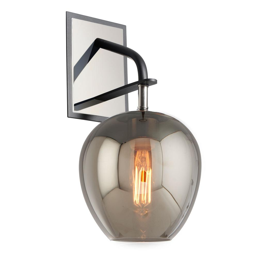 loading bay sconce ashland wall polished kichler kic nickel light zoom