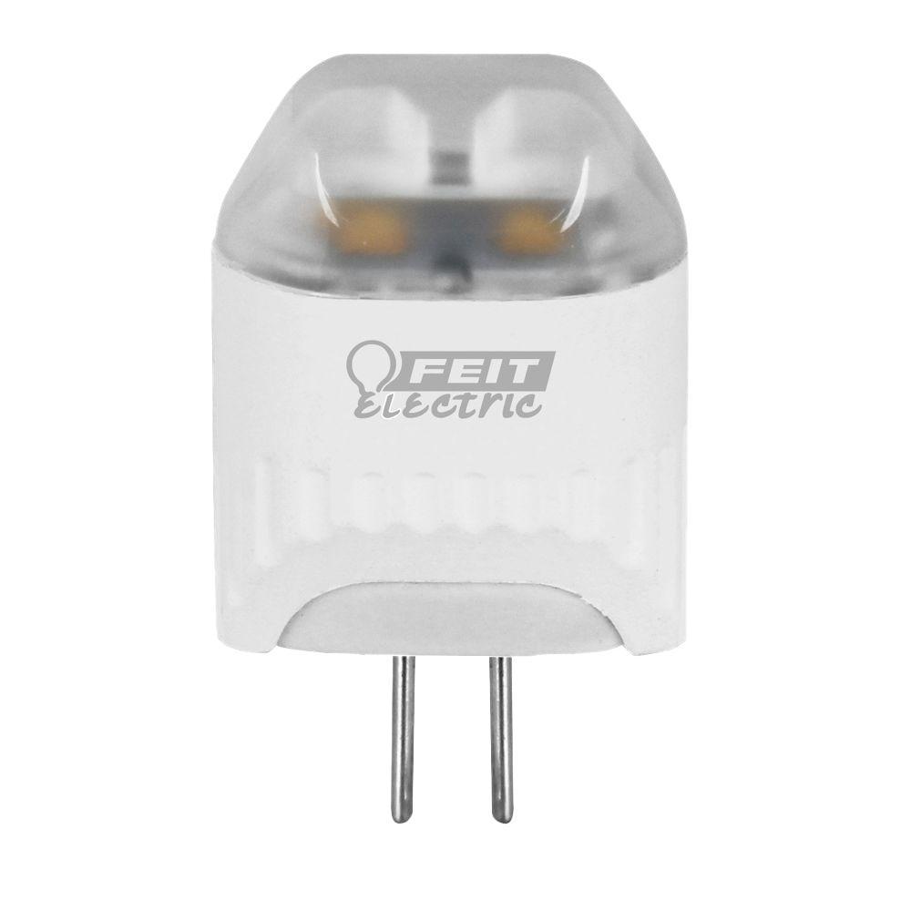 20W Equivalent Warm White G4 LED Light Bulb (Case of 12)