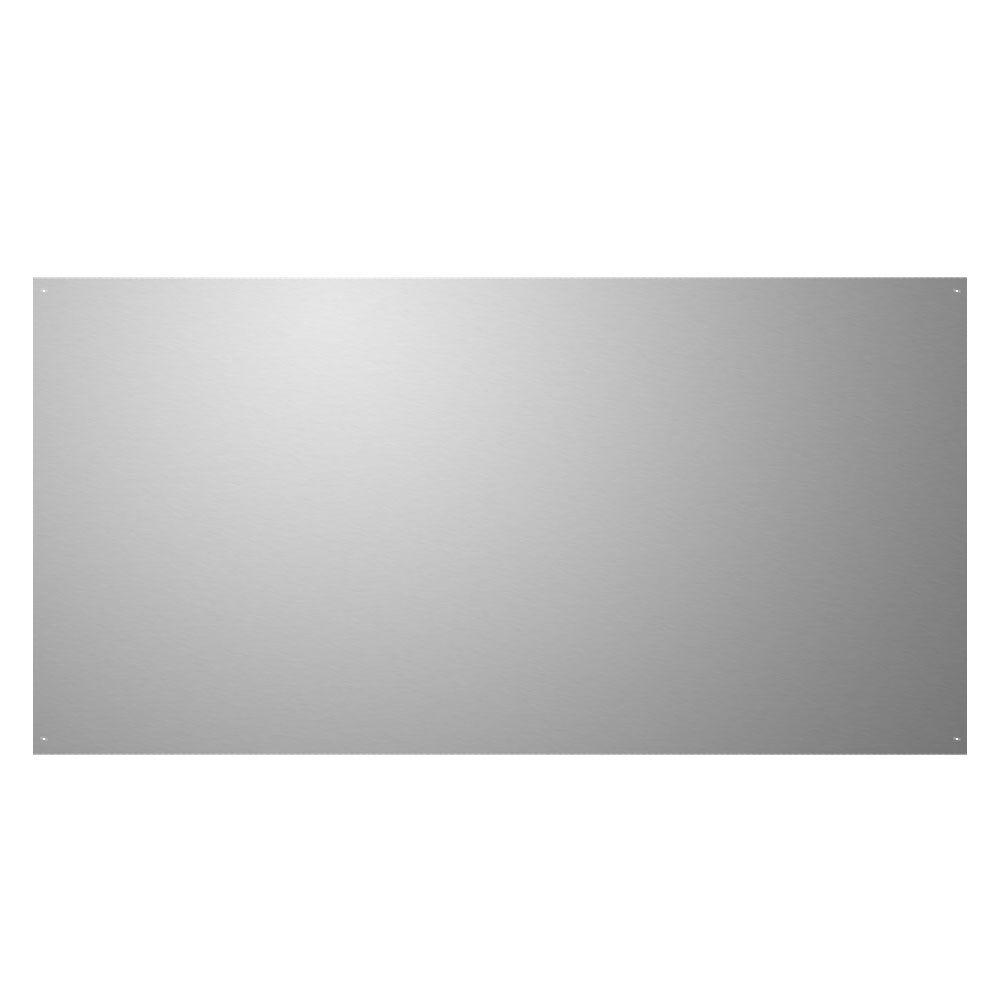 - Broan 30 In. X 24 In. Splash Plate For Range Hood In Stainless