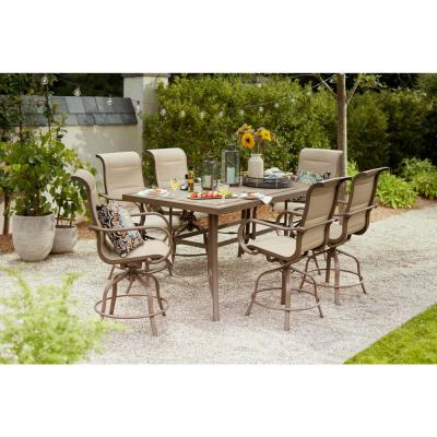 Metal - Patio Furniture - Outdoors - The Home Depot