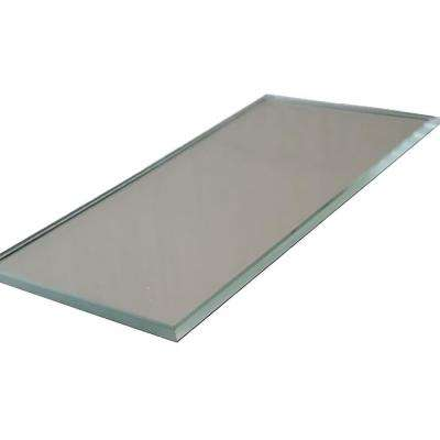 Reflections Silver Straight Edge 3 in. x 12 in. Glass Mirror Subway Wall Tile (14 sq. ft. / case)