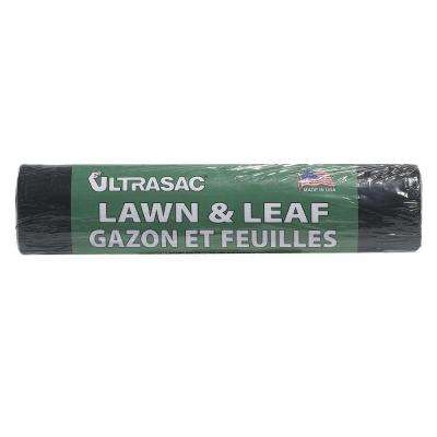 39 Gal. Lawn and Leaf Trash Bag Roll (6-Count)
