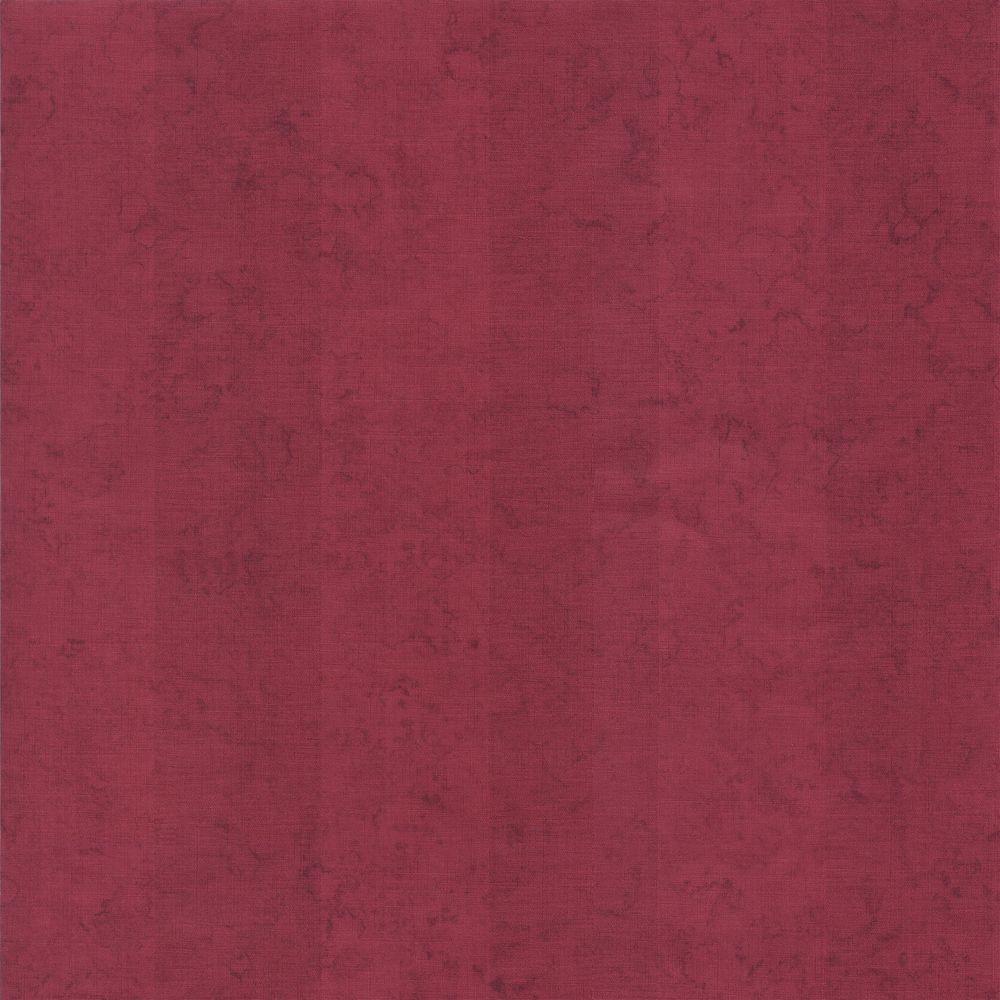 The Wallpaper Company 56 sq. ft. Red Venetian Silk Stripe Wallpaper-DISCONTINUED