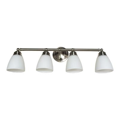 Ardmore 4-Light Polished Chrome Bath Light
