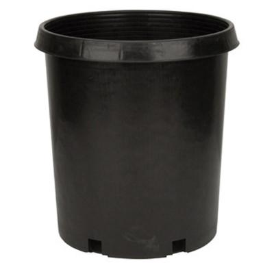 7 Gal. Black Resin Nursery Pot