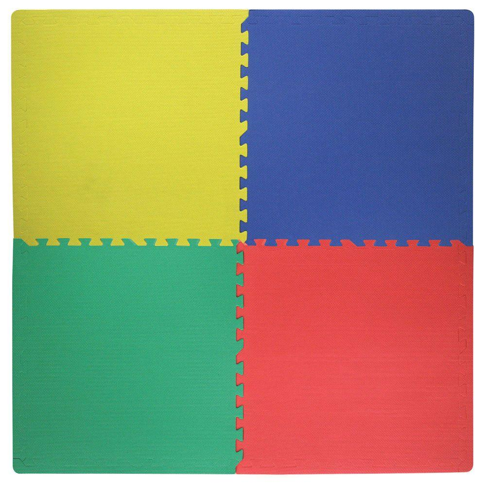 24 in. x 24 in. x .47 in. Primary Color All