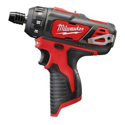 M12 12 Volt Lithium Ion Cordless 1 4 In Hex 2