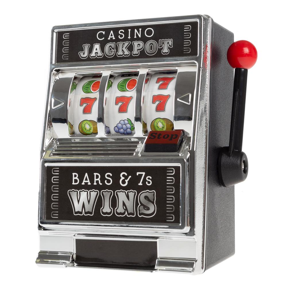 Trademark Games Bars and 7s Wins Casino Jackpot Slot ...
