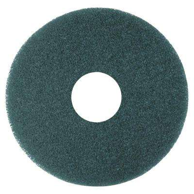 12 in. Niagara 5300N Floor Cleaning Pads (5 Per Box)