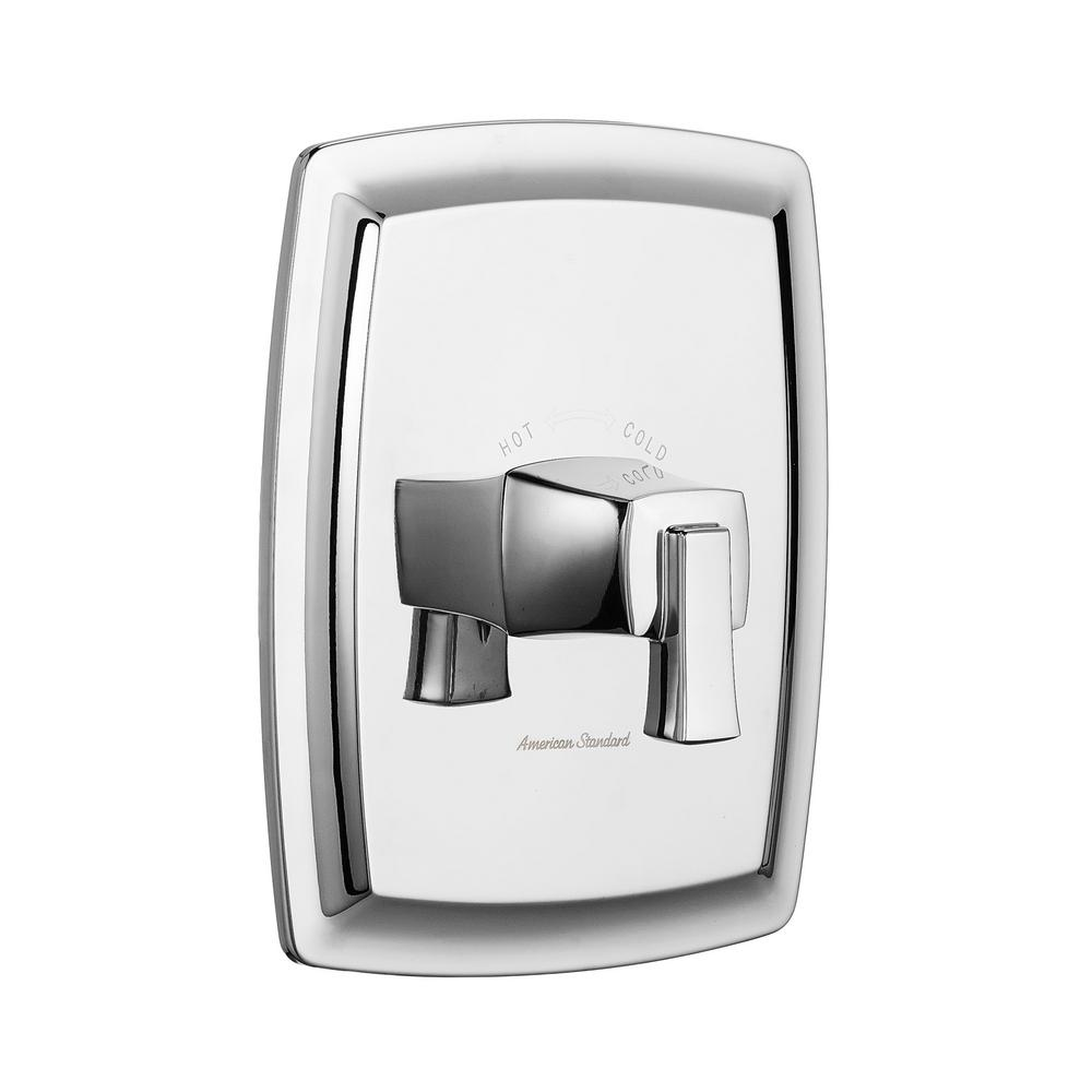 American Standard Townsend Single-Handle Thermostatic Valve Only Trim Kit in Polished Chrome (Valve Not Included)
