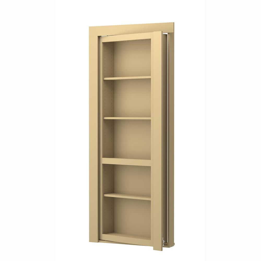 overstock garden shelf inch x bookcase home product shipping today four industrial free bookcases