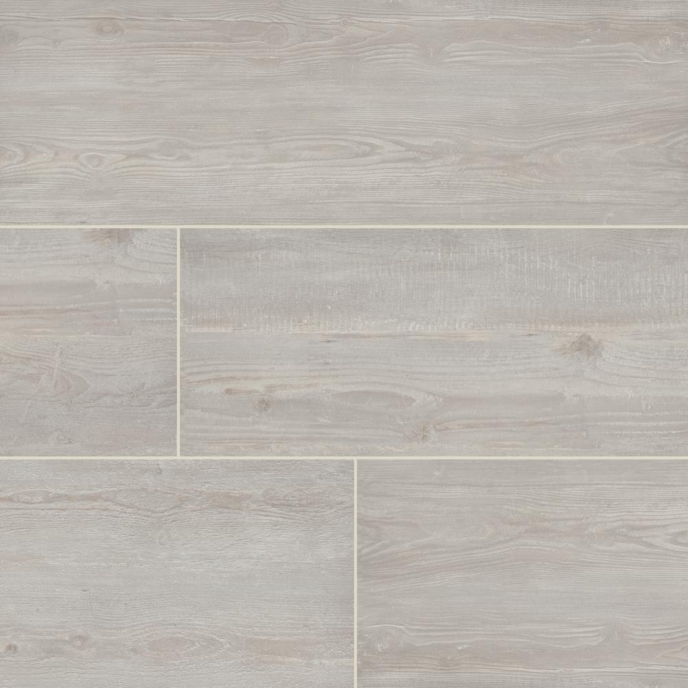 Caldera Grigia 16 in. x 47 in. Matte Porcelain Paver Floor Tile (12 Pieces/62.66 sq. ft./Pallet)