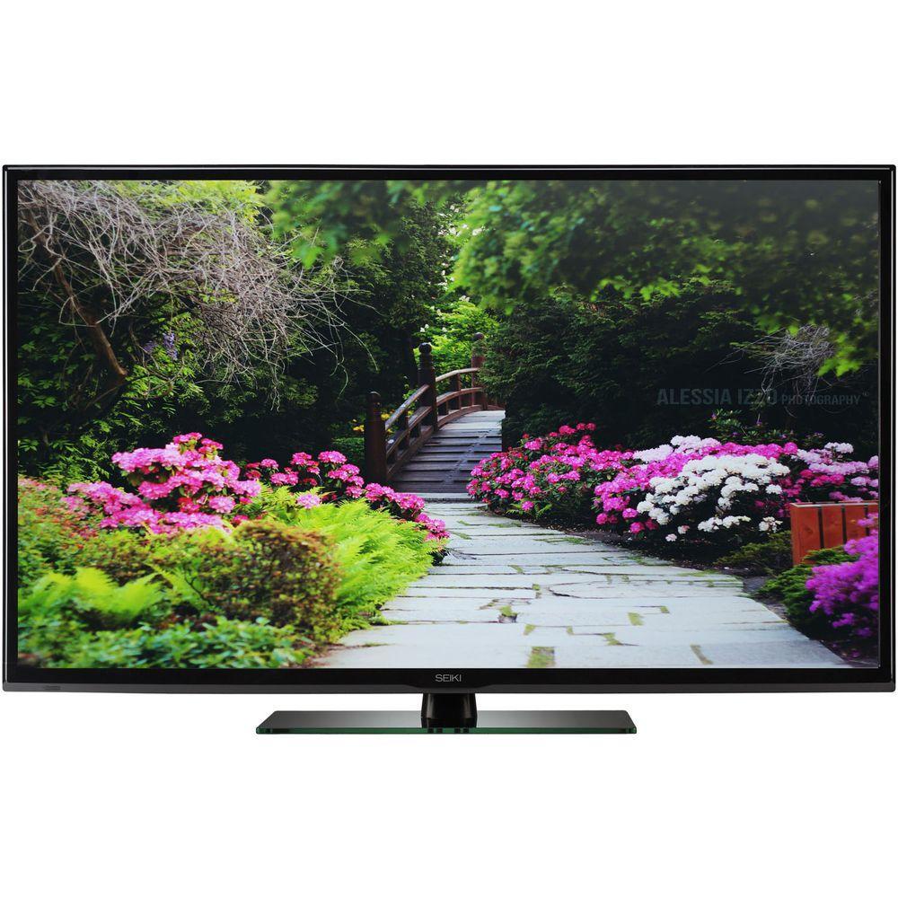 SEIKI 65 in. Class LED 1080p 120Hz HDTV