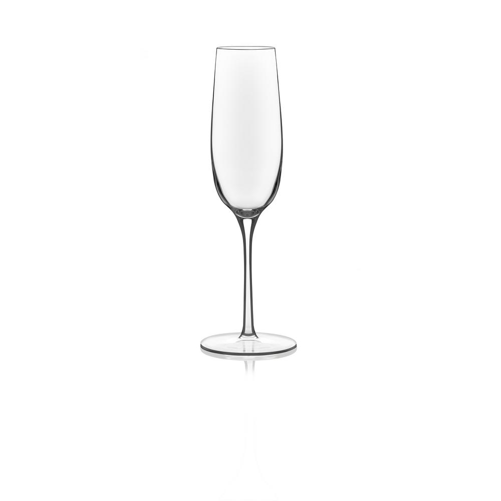 362839716d1 Libbey Signature Kentfield 4-Piece Champagne Flute Glass Set-9138 ...