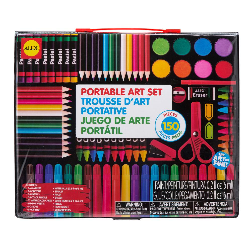 Artist Studio Portable Art Set