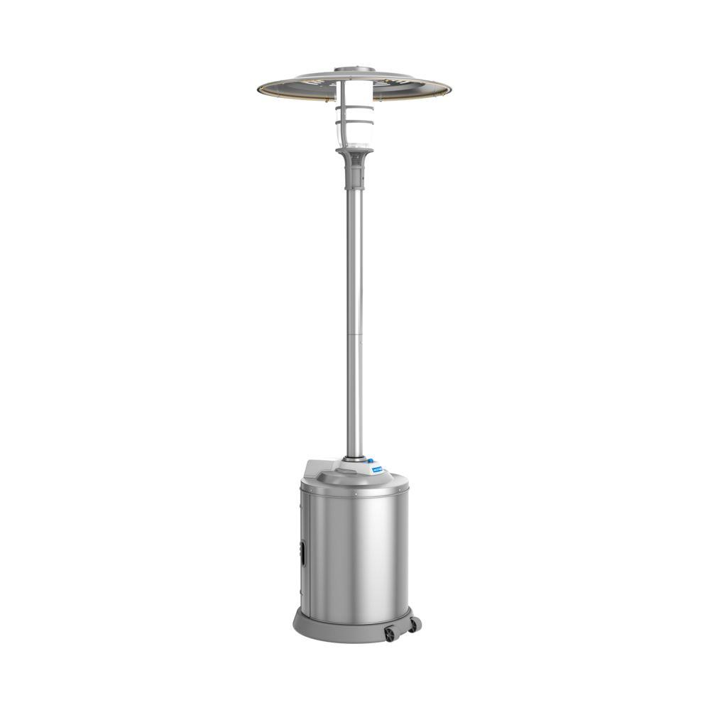 arctic cove 18 volt polar party music misting and light tower