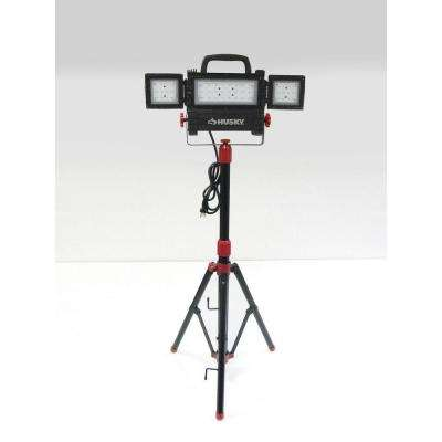 5 ft. 2500-Lumen Multi-Directional LED Work Light