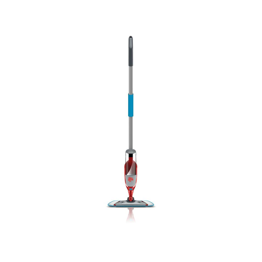 Floor scrubbers polishers hard surface cleaners the home depot quick clean spray mop hard floor surface cleaner with swipes microfiber scrubbing pad dailygadgetfo Images