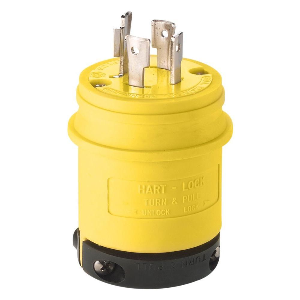 Magnificent Twist Lock 125 Volt 20 Amp Electrical Plugs Connectors Wiring Digital Resources Honesemecshebarightsorg
