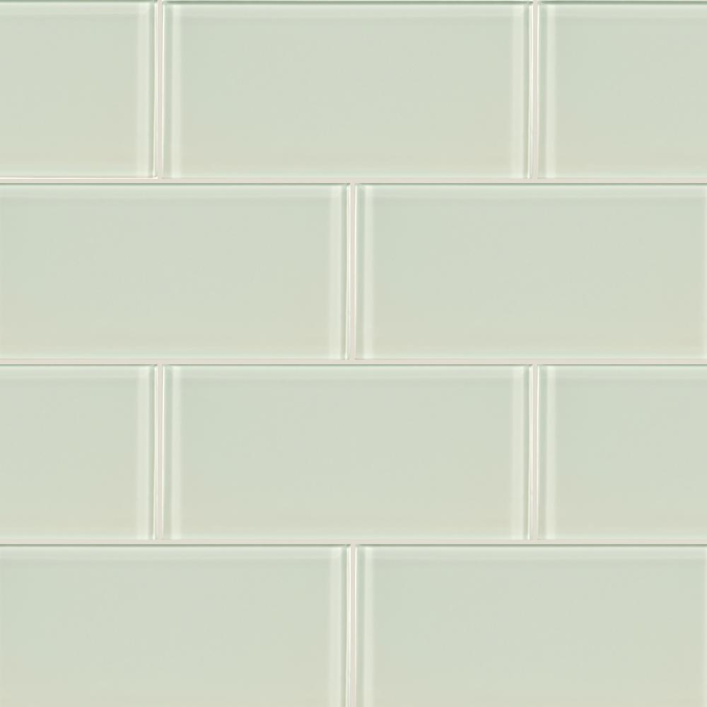 X 12 In Glossy Gl Wall Tile